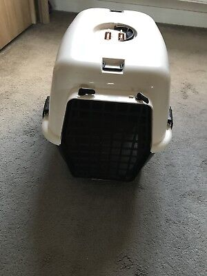 Extra Large Animal Carrier Approx 60 X 40 X30cm puppy/cat Large Rabbit Pet