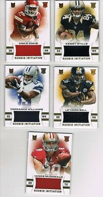2013 Panini Momentum Rookie Initation jersey # NFL Auswahl Le´Veon Bell