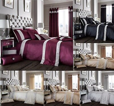 Curtains Cushion Covers Oxy Diamante Luxurious Duvet Cover Sets Door Panel