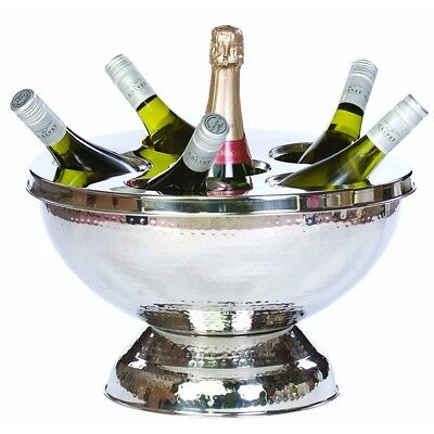 Champagne Wine Ice Bucket Drinks Bottle Ice Bowl Beverage Cooler Stainless Steel