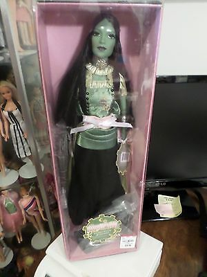 """Madame Alexander Wizard of Oz Wicked Witch SteamPunk Doll LE NRFB 16"""""""