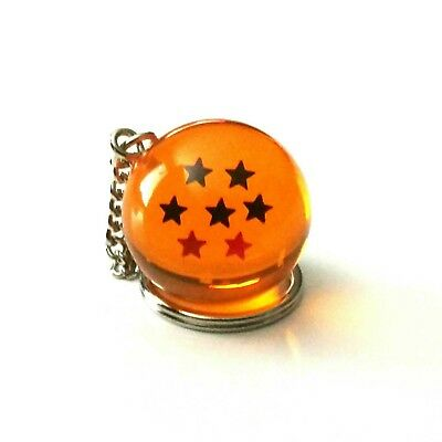Dragon Ball Z - 7 Star Keychain keyring 3D!
