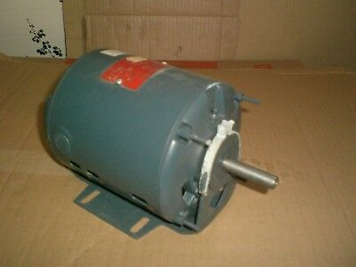 GE electric Motor 1/6 HP 115V 1725 RPM