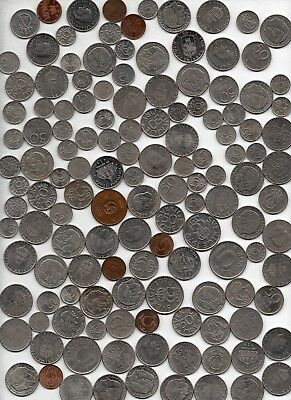Sweden Mixed Coins Lot of 135