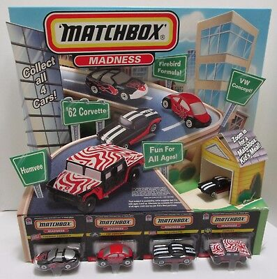 1998 Taco Bell Matchbox Madness Store Display W/box ***excellent***