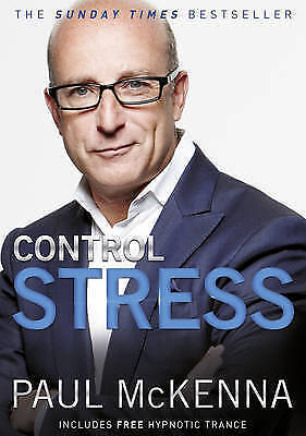 Control Stress: Stop Worrying and Feel Good Now Book  (New) 1st class