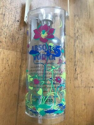 absolut vodka limited Edition von Stephen Powers & Chiho Aoshima, 700ml