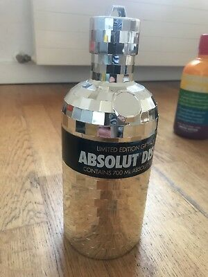 absolut vodka disco Limited Edition, 700ml