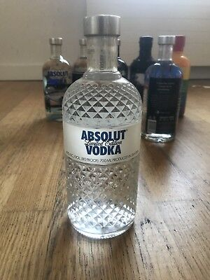 Absolut Vodka Glimmer Limited Edition, 700ml