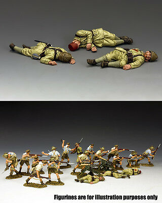 King and Country Turkish Casualties GA019