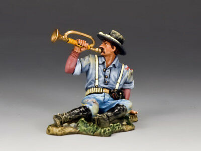 King and Country Bugler TRW023