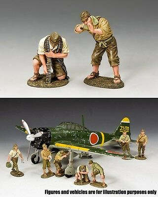 King and Country Ground Crew Set #2, Imperial Japanese Army JN021