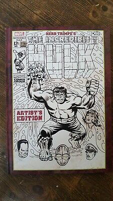 HERB TRIMPE'S THE INCREDIBLE HULK, ARTIST'S EDITION No 36
