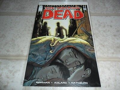 Walking  Dead Comic issue #11 Death of Arnold & Lacey
