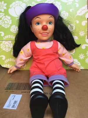 "1996 Playmates Big Comfy Couch 18"" Talking Loonette Doll"