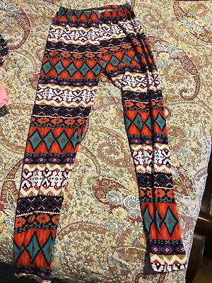 Boutique Leggings; NWOT; One Size Fits All