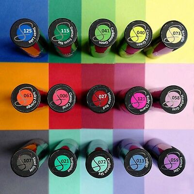 SEMILAC UV LED HYBRID NAIL POLISH 7ML - Various shades