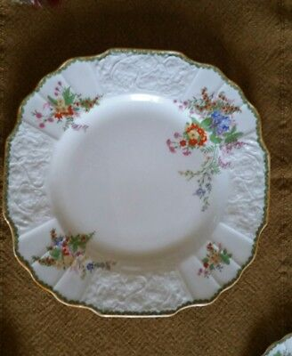 "Devon by Myott Staffordshire 9 3/4"" Dinner Plate"