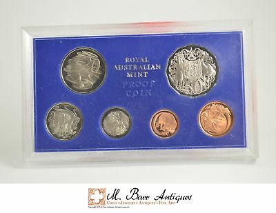 1975 Australia Proof Coin Set *0241