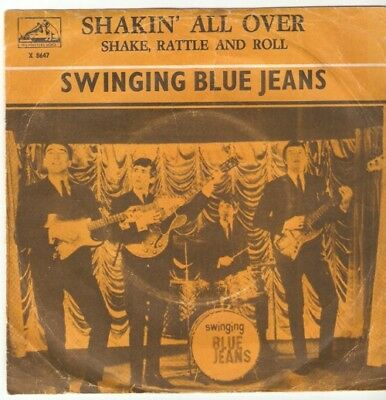 Swinging Blue Jeans-Shakin All Over (Dk Press)