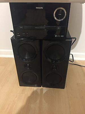 Philips DTM3170 Audio Shelf System Micro music system
