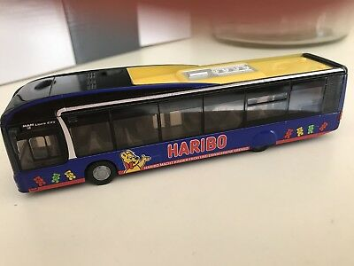 Siku Bus Haribo 1894 MAN Lion's City Gummibärchen