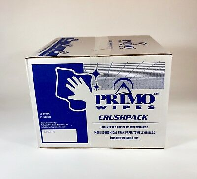 Primo™ Wipes - High performance lint free solvent resistant wipes - Colored