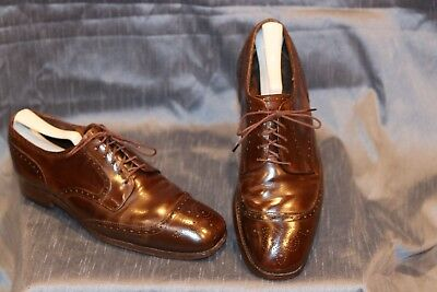 Churches Of England Custom Grade Vintage Men's Brogues 7 D