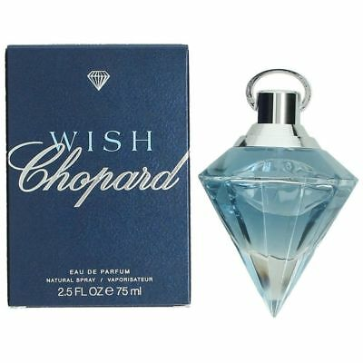 Chopard Eau de Parfum Wish Damen Parfüm Duftstoff Duftwasser Damenduft 75 ml