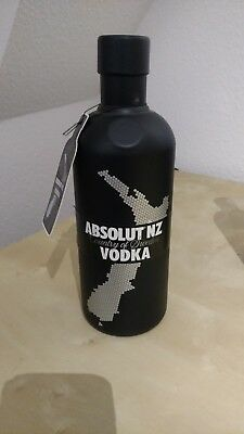 Absolut Vodka New Zealand Skin 1000ml mit Tag