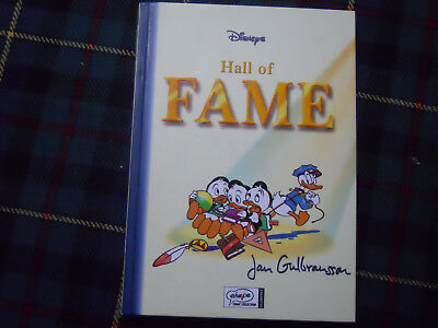 Hall of fame Nr. 4 Jan Gulbransson 1. Auflage 2005,Ehapa Verlag,Disney Hardcover
