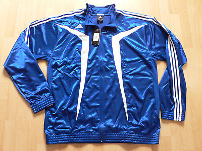adidas Euro Club Jacket Trainingsjacke Training Jacke 3XT 3XL XXT XXL Basketball