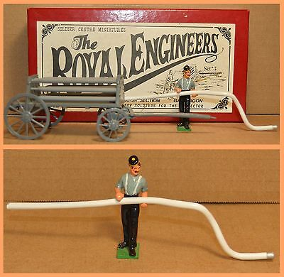 """Soldier Centre (Ed Carigg) """"Set #3 Royal Engineers Balloon Gas Wagon""""    **S/1**"""
