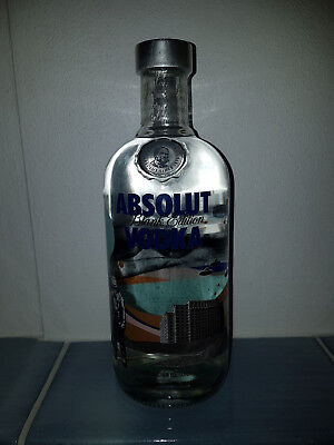 Absolut Vodka Blank 2012 Limited Edition by Mario Wagner 700ml