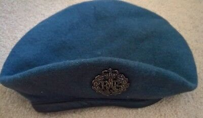 RAF Beret Size 58 with Badge