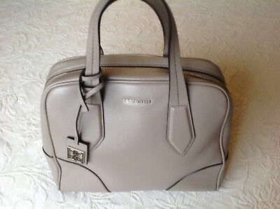 Coccinelle Bag/ Satchel Leather, New Purse, Made in Italy - Beautiful!
