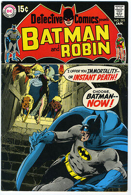 Detective #395 NM Classic Neal Adams Silver Age LOW Price Free US Shipping