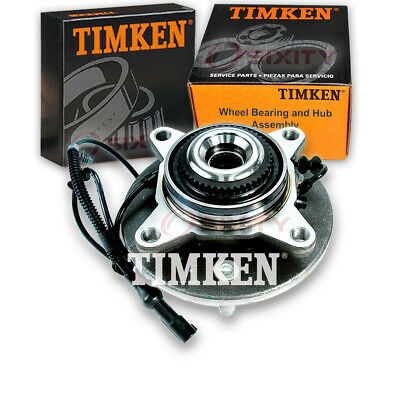 Timken Front Wheel Bearing & Hub Assembly 2004-2005 Ford F-150 Left Right sd