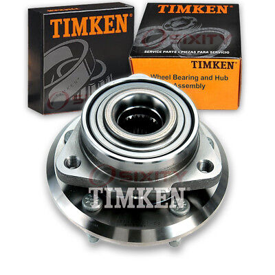 Timken Front Wheel Bearing & Hub Assembly 2008-2010 Saturn Vue Left Right cc