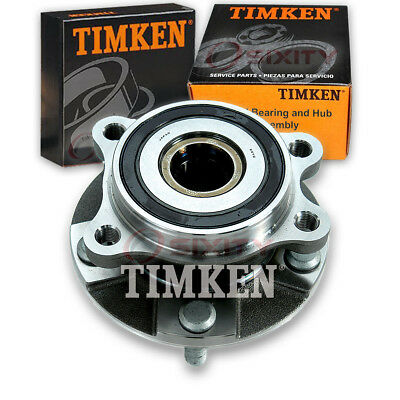 Timken Front Wheel Bearing & Hub Assembly 2011-2016 Scion tC Left Right op