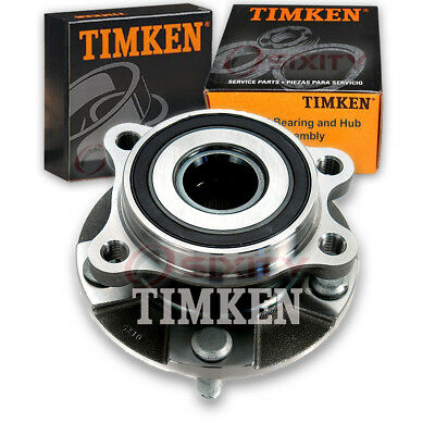 Timken Front Wheel Bearing & Hub Assembly 2011-2016 Scion tC Left Right eh