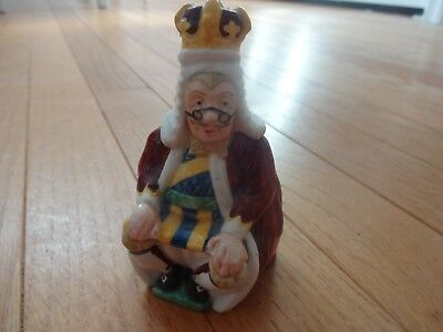 Beswick-Royal Doulton: 'King of Hearts' Vintage Figurine ;1974 from Alice in Won