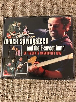 BRUCE SPRINGSTEEN & E Street Band LIVE May 2 1999 Tour, Manchester UK England