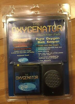 T&H Marine The OXYGENATOR™ Live Well Bait Aerator