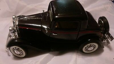 1932 Ford 3 window coupe, Sunnyside, diecast, 1:24