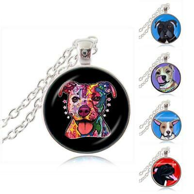 Pit Bull Lovers Necklace