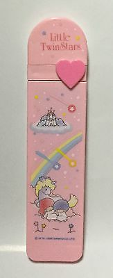 1985 Vintage Sanrio Little Twin Stars Mirror and Comb *Japan