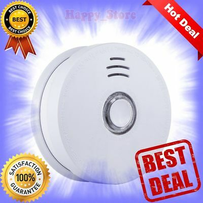 Battery Powered Smoke,GS528A Battery-Powered Smoke And Fire Alarm With UL Listed