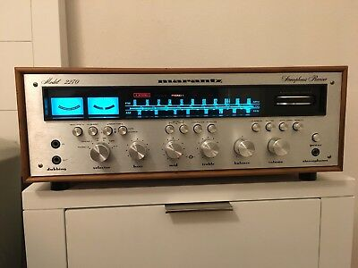 Marantz 2270 Receiver w/ Wood Cabinet - Professionally Serviced