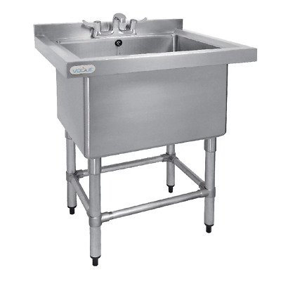 Catering Pot Wash Sink Single Bowl